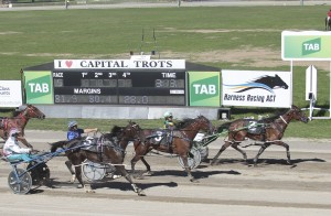 HEWITT MAKES AMENDS IN CANBERRA CUP