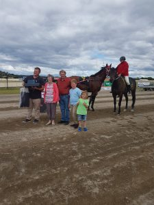 TRITTONS PURSUE SECOND GOULBURN CUP WIN WITH FRANCO NELSON