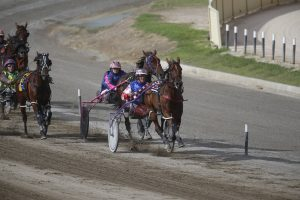 Royal Story and Bernie Hewitt surge clear in 2018 Hewitt Memorial at the Goulburn Paceway